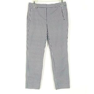Adrianna Papell Checkered Dress Pants - Sz 4